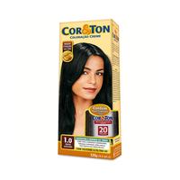 Tintura Cor & Ton nº 1.0 preto azulado