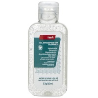 Álcool Gel 70% Needs Frasco com 60mL de gel de uso externo, com calêndula