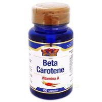 Vitamina Beta Caroteno Vit Gold 100 Cápsulas