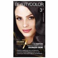 Tintura Beauty Color n°3.0 castanho escuro