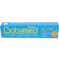 Babymed 5000UI/g + 900UI/g + 150mg/g, bisnaga com 45g de pomada de uso dermatológico