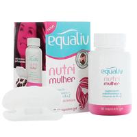 Equaliv Nutri Mulher frasco com 60 cápsulas
