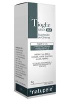 Tratamento Suavizador de Olheiras Natupele Tioglic dia, stick com 4g