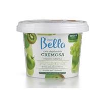 Cera Cremosa Depilatória para Micro-ondas Depil Bella frutas verdes com 200g