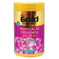 Máscara de Tratamento Hidratação Profunda Mega Brilho Niely Gold 1kg