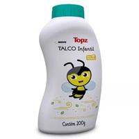 Talco Infantil Topz 200g