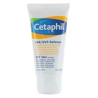 Protetor Solar Cetaphil UVA/UVB Defense Galderma Com 50 Ml