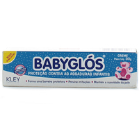 Creme Preventivo de Assaduras Babyglós 1 unidade com 30g