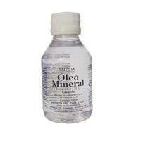 Óleo Mineral - Nativita Frasco com 100mL de óleo uso oral e tópico
