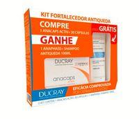 caixa com 30 cápsulas + grátis shampoo anaphase+, 100mL