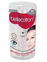 Aplicador de Maquiagem BellaCotton 30 unidades