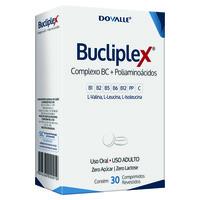 Bucliplex Adulto caixa com 30 comprimidos revestidos, adulto