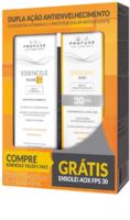 50g + grátis, protetor solar Ensolei Aox, FPS 30 com 50g