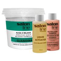 Guanidina Tradicional Salon Line - Regular