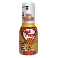 Spray Mel e Própolis Apis Fresh gengibre, 35mL
