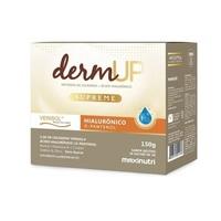 Colágeno DermUp Supreme caixa com 30 sachês com 2,5g de pó para solução de uso oral