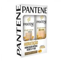 Kit Pantene Pro-V Hidratação Intensa shampoo, 175mL + condicionador, 175mL