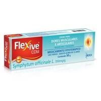 Flexive CDM 350 mg/g, bisnaga com 50g de creme de uso dermatológico