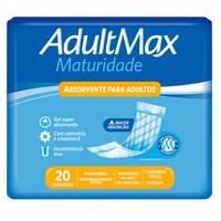 Absorvente Geriátrico Adultmax Maturidade
