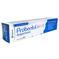 Probentol Baby bisnaga com 30g de pomada de uso dermatológico