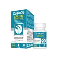 CalKaDe frasco com 60 comprimidos