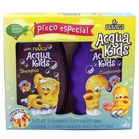 Kit Infantil Acqua Kids Todos os Tipos de Cabelo