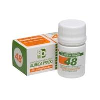 Complexo Homeopático Almeida Prado Nº 48 frasco com 60 comprimidos
