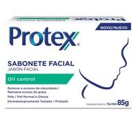 Sabonete Facial Protex Oil Control barra, 85g, 1 unidade