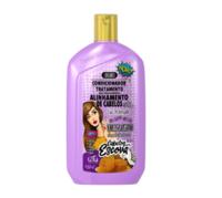 Shampoo Gota Dourada Fortalecedor Cabelo com Escova 430mL