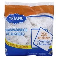 Algodão Triane quadradinhos, 250 unidades
