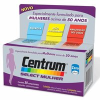 Centrum Select Mulher 30 Comprimidos