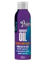 Óleo de Umectação Soul Power Coconut Oil 100mL