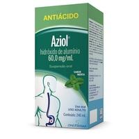 Aziol 60mg/mL, frasco com 240mL de suspensão de uso oral