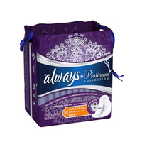 Absorvente Always Platinum Diurno