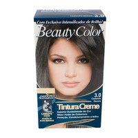 Tintura Beauty Color n° 3.0 castanho escuro