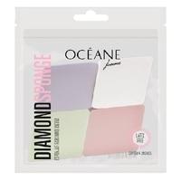 Esponja de Maquiagem Océane Femme Diamond 4 unidades