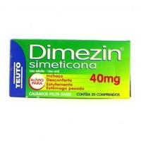 Dimezin 40mg, caixa com 20 comprimidos