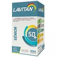 Lavitan Sênior 50+ 60 Comprimidos