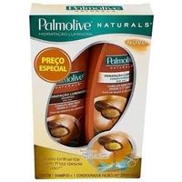 Kit Palmolive Natural Hidratação Luminosa Shampoo, 350mL + Condicionador, 350mL