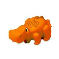 12+ meses, hipopótamo, treme-treme, 1 unidade