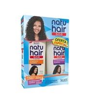 Kit Skafe Natu Hair S.O.S Nutritivo shampoo, 300mL + condicionador, 300mL