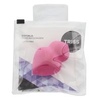 Esponja de Maquiagem Triss rosa, 1 unidade