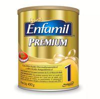 Fórmula Infantil Enfamil Premium 1 lata, 400g