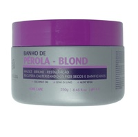 Máscara Matizadora SouthLiss Banho de Pérola Blond 250g