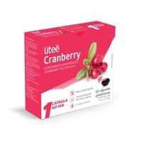 Cranberry Liteé caixa com 30 cápsulas