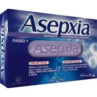 Sabonete Asepxia adstringente cremoso, barra com 90g