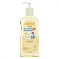 Shampoo Hidra Baby Galinha Pintadinha Mini com válvula, 200mL