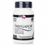 Ômegafor Plus frasco com 60 cápsulas