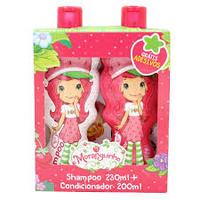 Kit Shampoo + Condicionador Moranguinho Nutriex shampoo 230mL + condicionador 230mL