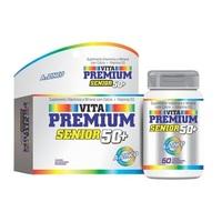 Vita Premium Sênior 50+ - frasco com 60 comprimidos